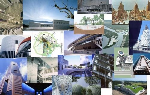 Architecture et curiosité japonaise