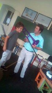 Musique en classe