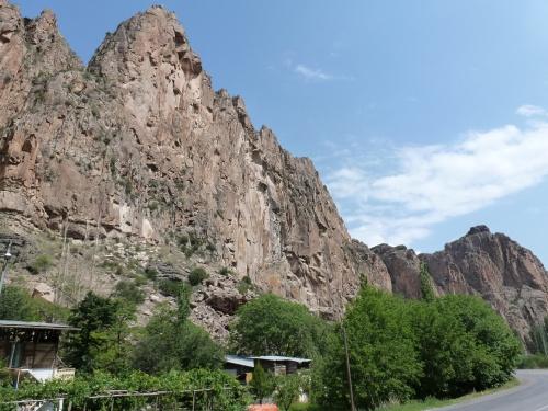 Apres la Cappadoce, retour en Turquie...