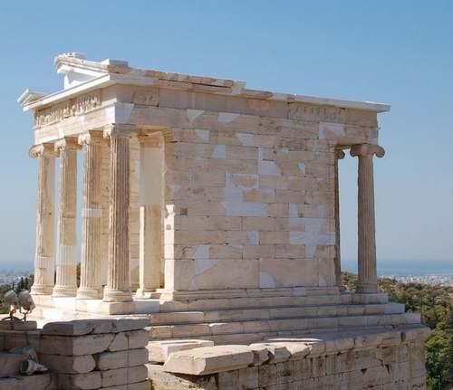 Patrimoine mondial de l'Unesco : L'Acropole d'Athènes - Grèce - 2eme partie