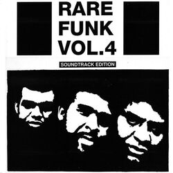 V.A. - Rare Funk Vol.4 - Complete CD