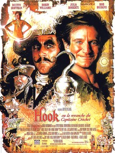 HOOK BOX OFFICE FRANCE 1992