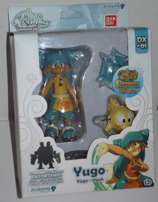 Figurine wakfu big yugo 1