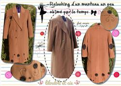 Relooking d'un Manteau long
