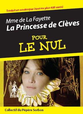 La Princesse de Clèves en novlangue