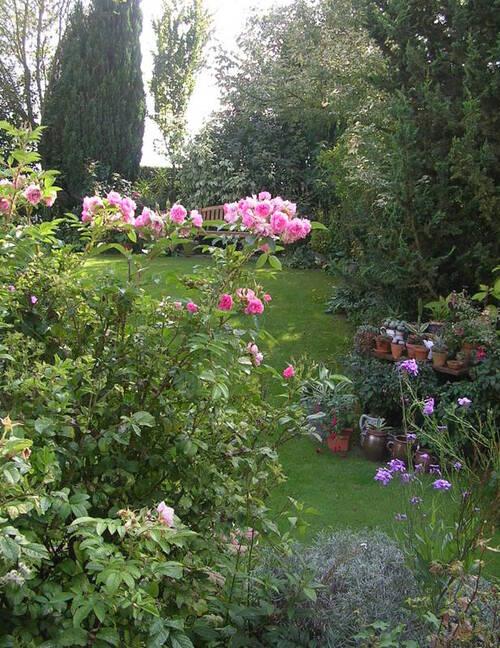 Le jardin au fil des saisons 2