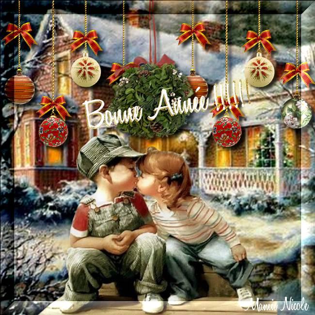♥♥♥ Très bonne année à toutes et tous ♥♥♥
