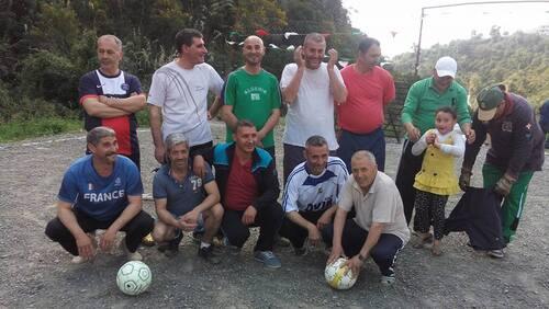 Tournois de foot ball pour célébrer le 20 Avril à Boulezazène