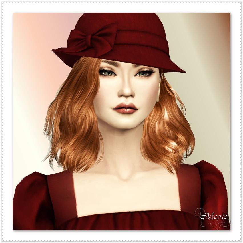 TS4 Sim: Amandine