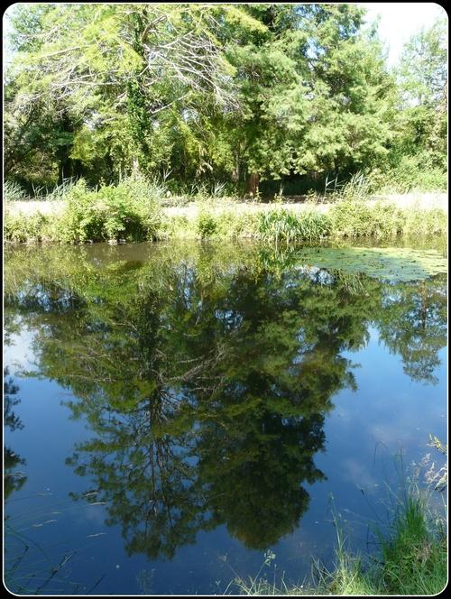 Le lac de Souston