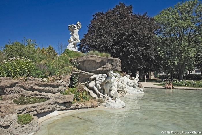 Le parc Louis-Pasteur