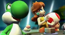 Mario et ses compagnons