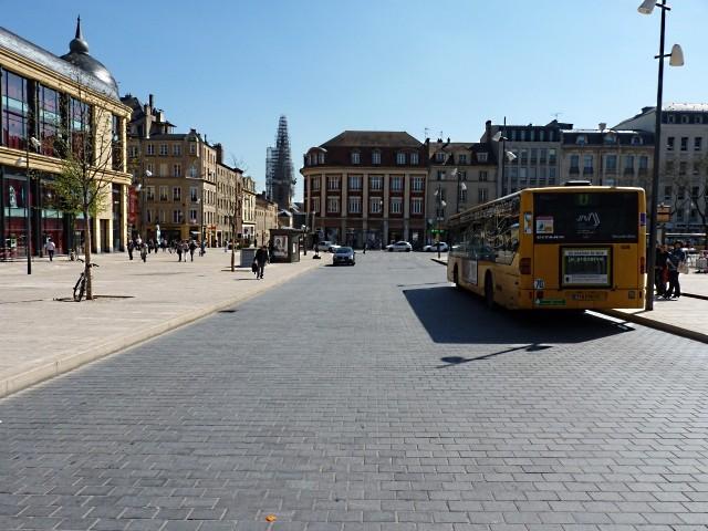 La Nouvelle place de la République de Metz 6 Marc de Metz