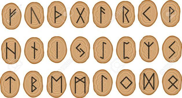Runes divinatoires et sacrées