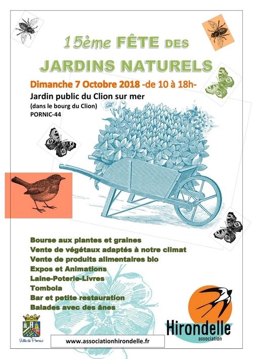 Fête des Jardins - Association HIRONDELLE