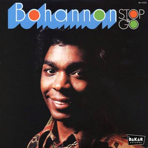"Hamilton Bohannon : Album "" Stop & Go "" Dakar Records DK 76903 [ US ]"