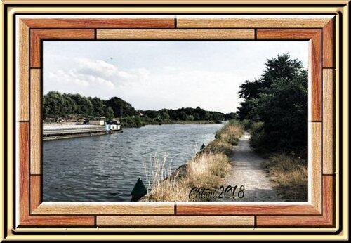 Canal la sensée Valenciennes
