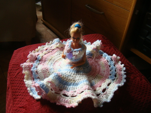 petite robe au crohet