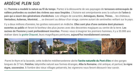 En Ardèche notre éco-gîte et autour ...