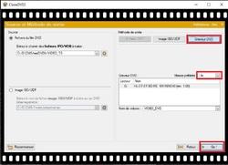 Clone DVD2 - cloner 1 des titres du DVD 1/3