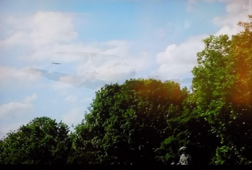 Avion fantôme...