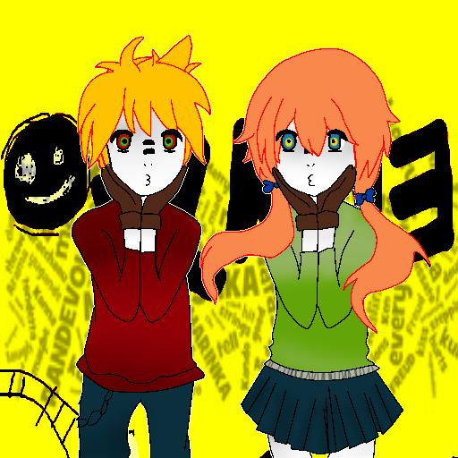 Deux dessins.~