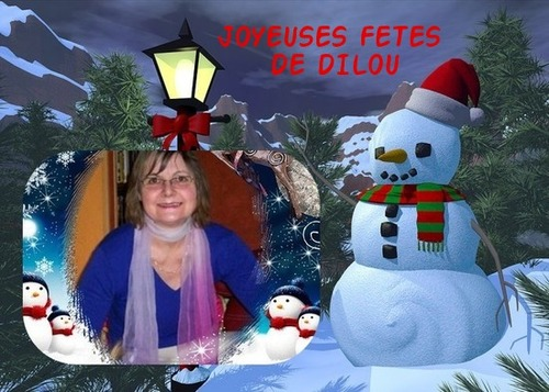 cadeaux de Dilou