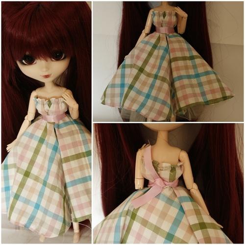 Robe d'été pour Reina.