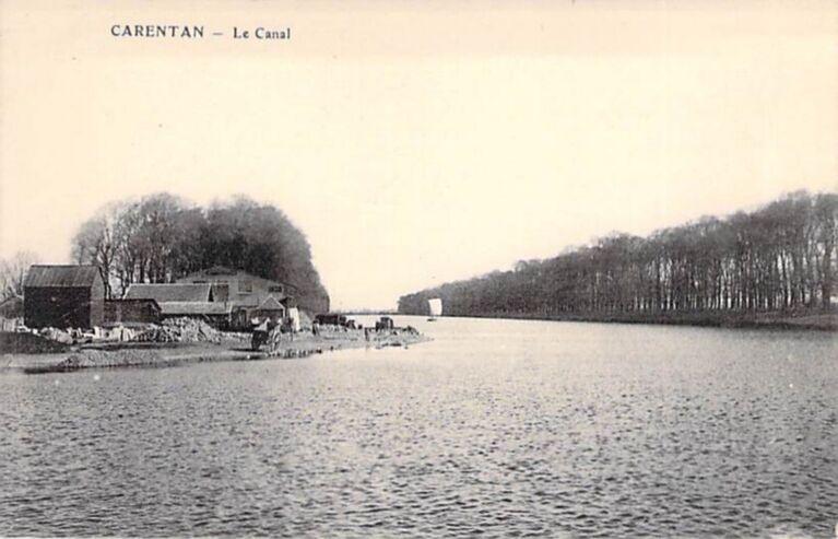 Carentan 1900