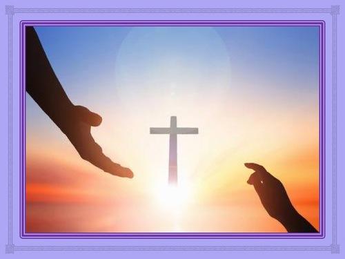Courage, lève-toi, Jésus t'appelle