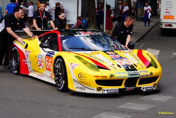 Le Mans 2014 II