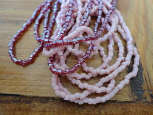 Perles en bocaux