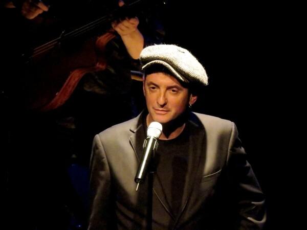 Yves Jamait a déchaîné le public au théâtre Gaston Bernard de Châtillon sur Seine !
