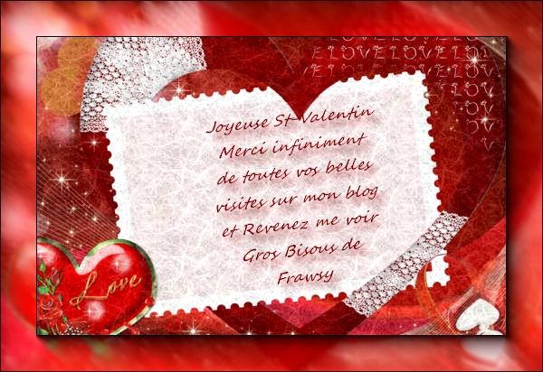 15 Gifs ou Images de St-Valentin - 2