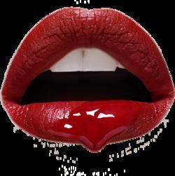 Femme ( bouche)