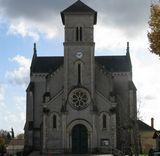 La Roche sur Yon , eglise St Andre