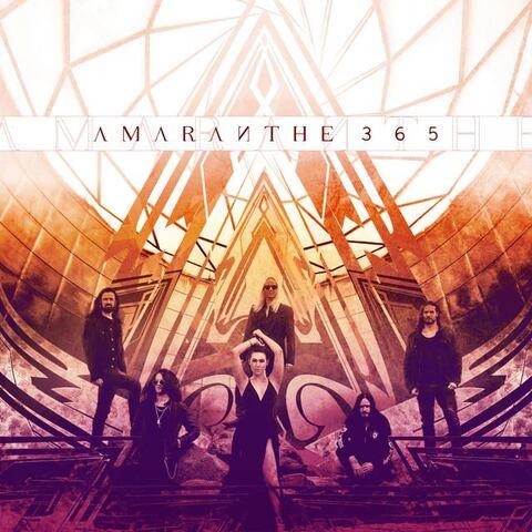 AMARANTHE - Détails et extrait du nouvel album Helix