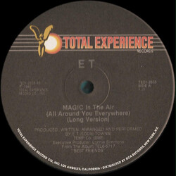Eddie Towns - Magic In The Air (All Around You Everywhere)