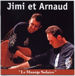 NOUVEL ALBUM DE JIMI ET ARNAUD