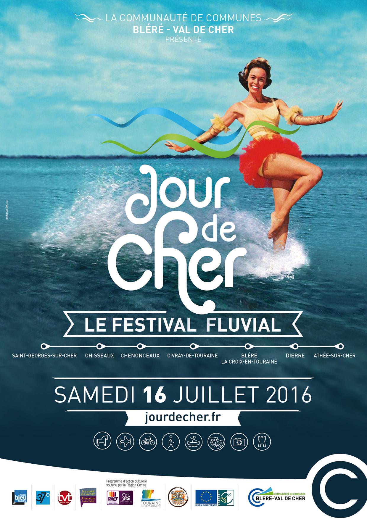 Affiche Jour de Cher