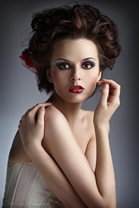 Maquillage de femme!