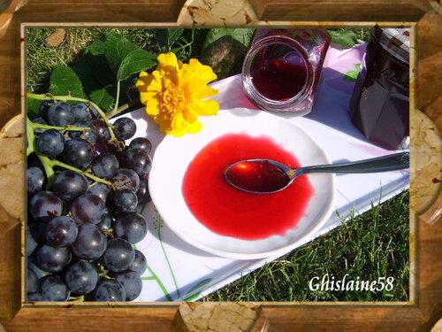 Confiture de Raisins Noirs (2ème)