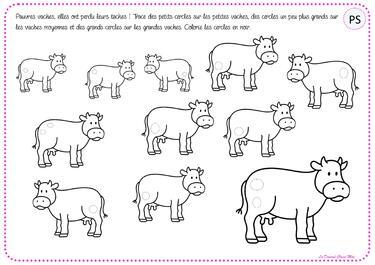 Vaches à taches ou pas...