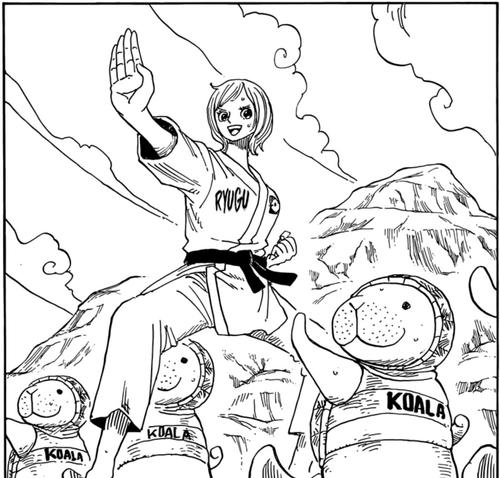 One Piece Scan chapitre 922 en VF version Française - Lecture en Ligne