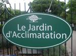 La maternelle de Bures au Jardin d'Acclimatation le 22 mai 2014