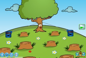 Jouer à Big tree escape