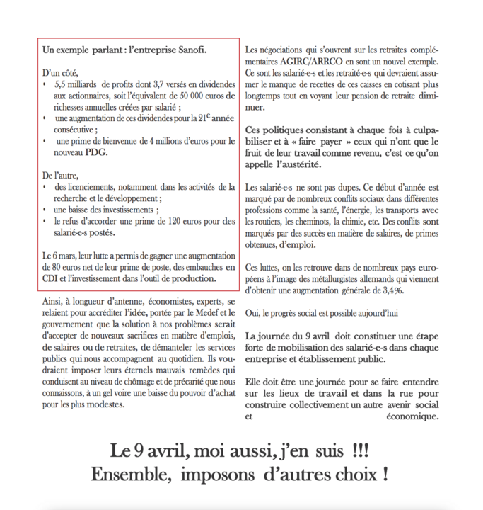 Tract 92 avril
