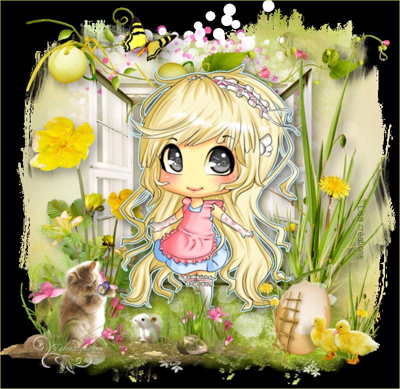 *** Spring Wigh Shirley ***