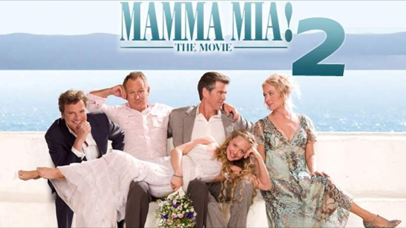 MAMA MIA : HERE WE COME AGAIN !!!