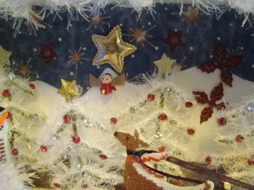 le grand jour du défi de Noel 2017